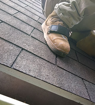 Complete roof replacement by All Peaks Roofing Company
